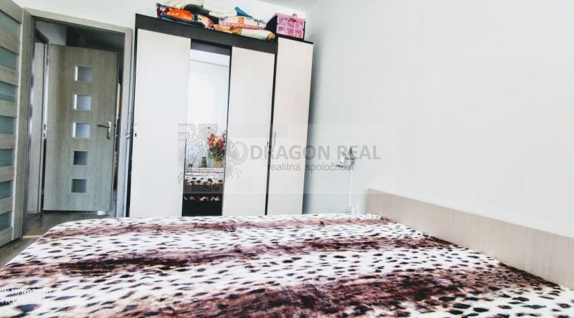 predaj – 2 izbový byt Šváby 56 m2 — Prešov