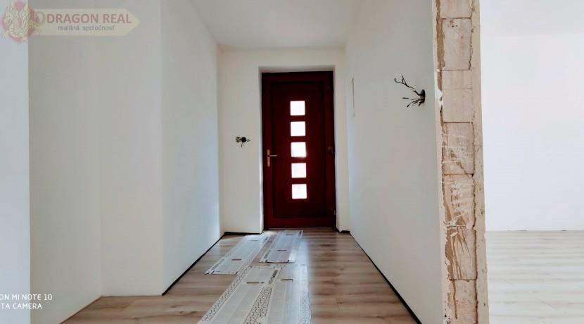 predaj – 3 izbový byt novostavba 73 m2 — Veľký Šariš