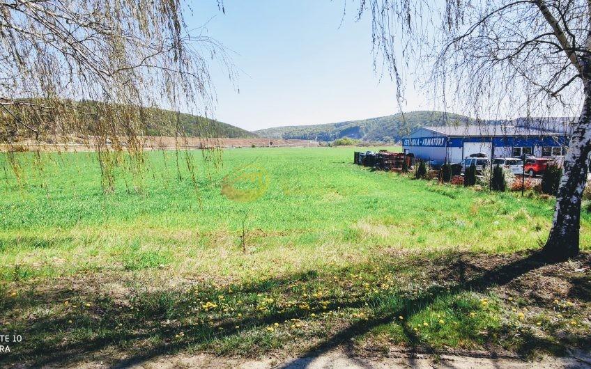 Pozemok 1075 m2 oproti pivovaru — Veľký Šariš