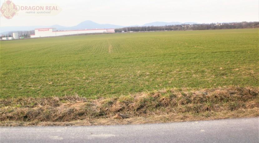 predaj pozemok 50 084 m2 + 53 399 m2 — Záborské